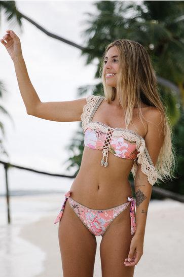 Bikini Pants Latina Inanna Peach