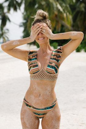 Bikini Pants Kurmi Multi