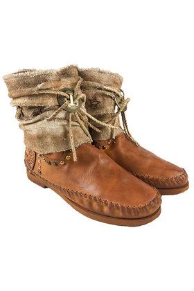 Ankle boots Star Yuta Cognac