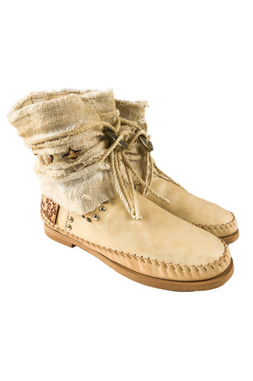 Ankle boots Star Yuta Sand
