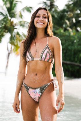 Bikini Broekje Latina Naya Peach