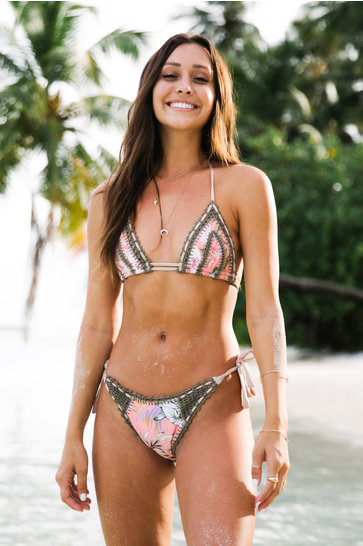 Bikini Pantalón Latina Naya Peach