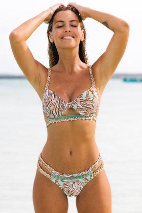 Bikini Pants Latina Thaya Taupe