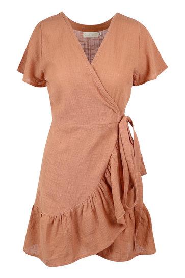 Short Wrap Dress Nova Terra