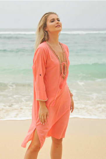 Tunic Indy Coral