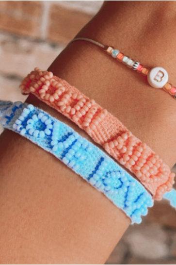 Bracelets Set Moon And Back & Love