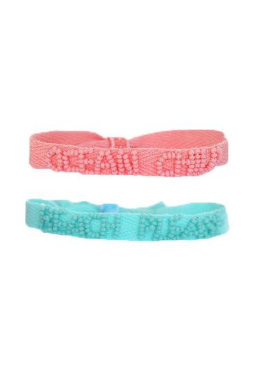 Ensemble de bracelets Ocean Child & Beach Please