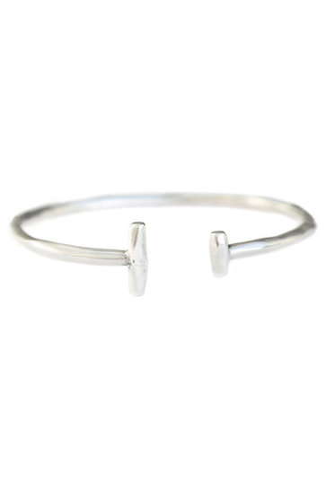 Armband Tribe Zilver