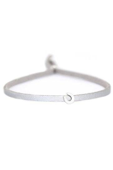 Armband For Good Luck Zilver
