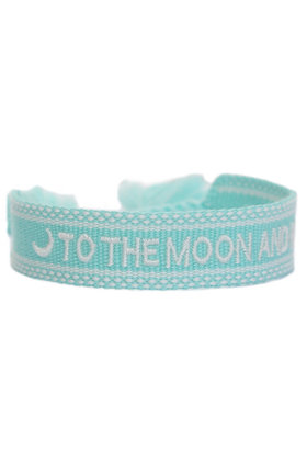 Bracelet To The Moon And Back Mint