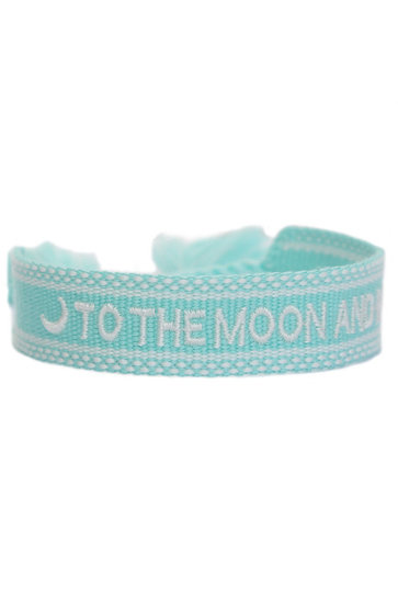 Armband To The Moon And Back Mint