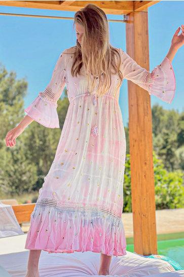 Maxi Dress Reyna Pink