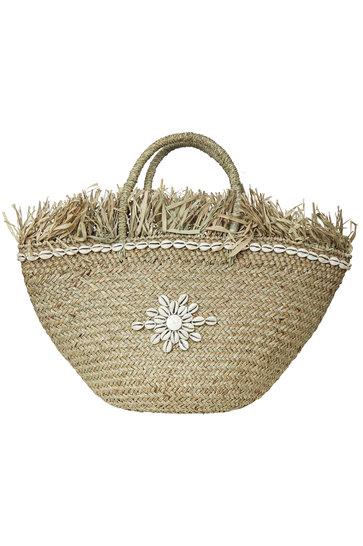 Bolsa de playa Conchas Natural