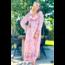 ibzmode Maxi Dress Dominga Pink