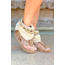 Karma of Charme Sandals Donna Gypsy Queen Ivory