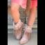 Karma of Charme Boots Uluru Frange Dusty Pink