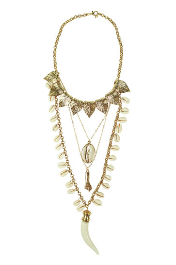 Collier Rêve Or