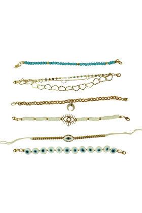 Armbanden Set Syrus Ivoor