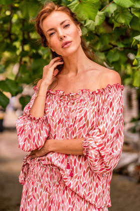 Bluse Robyn Ice Pink