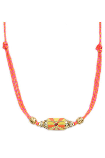 Necklace Prayer Box Sunshine