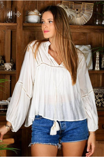 Blouse Mirza Ivoor