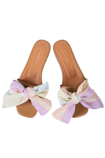 Sandales Amour Mix Arc-en-ciel