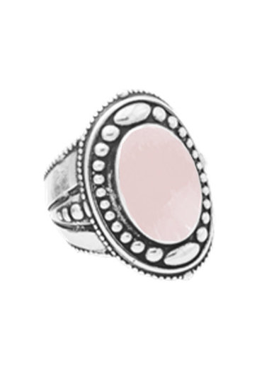 Ring Vera Oval Pink