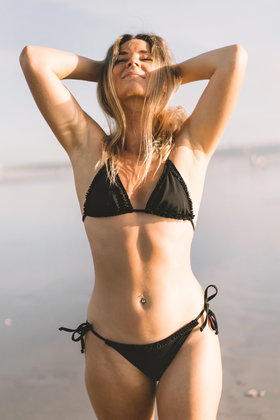 Bikini-Set Rio Schwarz