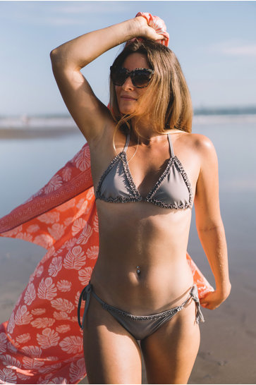 Conjunto de Bikini Rio Khaki