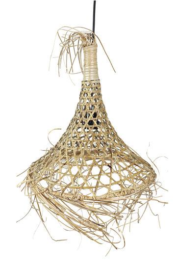 Hanging Lamp Grass Woven