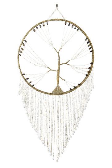 Dreamcatcher Shells Tree Natural