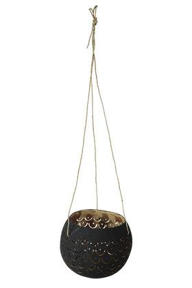 Hanging Mood Light Holder Mula Titi Black