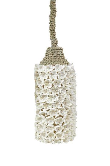 Lámparas conchas Rosa Natural