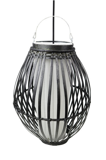 Hanging lamp Apollo Black