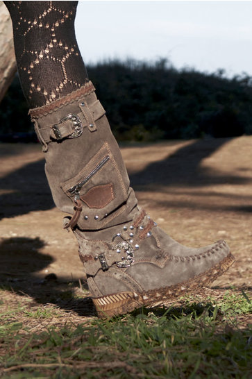 Boots Lydia Silverstone Anthracite