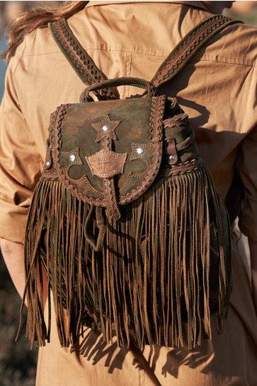 Backpack Winter Kamo Army