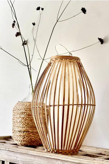 Lampe à suspension Apollo Naturel