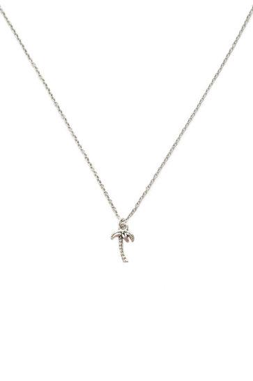 Halskette Palme Silber