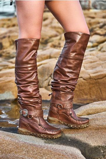 Boots Hunter Wild Brown