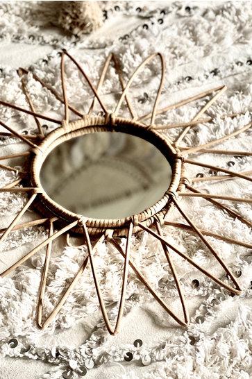 Mirror Bamboo Sun