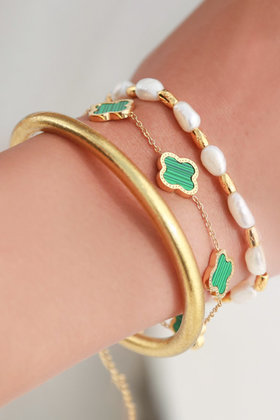Clover Pearls