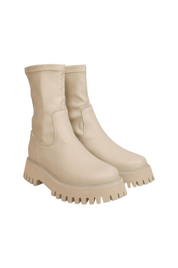 Ankle boots Groovy Stretch Winters White