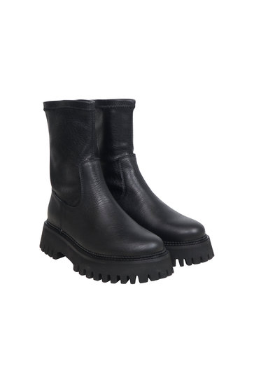 Ankle boots Groovy Stretch Black