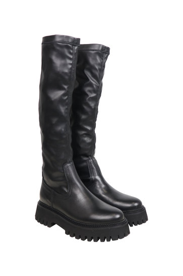 Boots Groovy Stretch Black