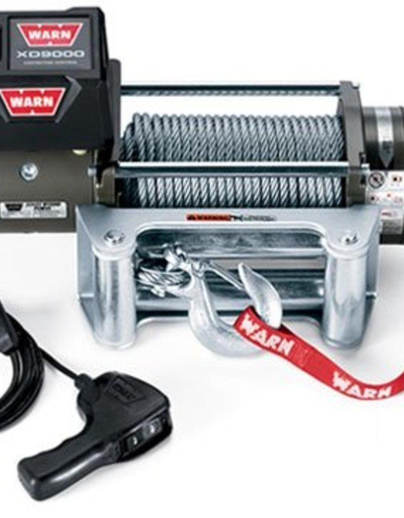 Warn Warn XD9000 12 volt 4100 kilo