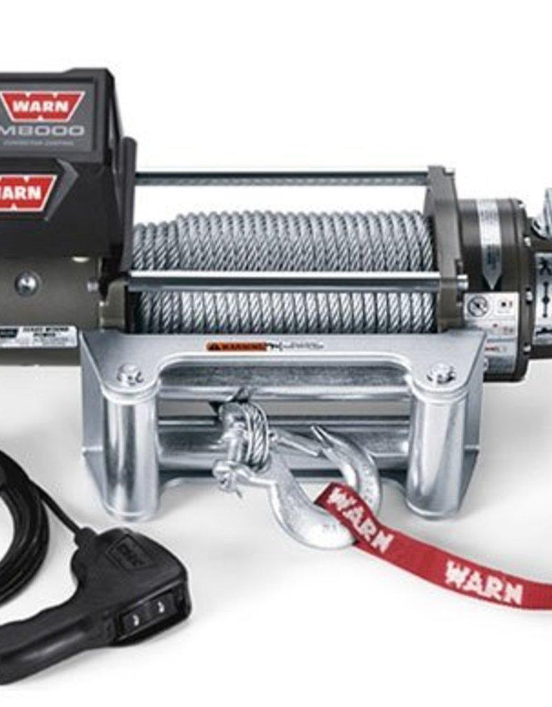 Warn M8000 12 volt 3600 kilo