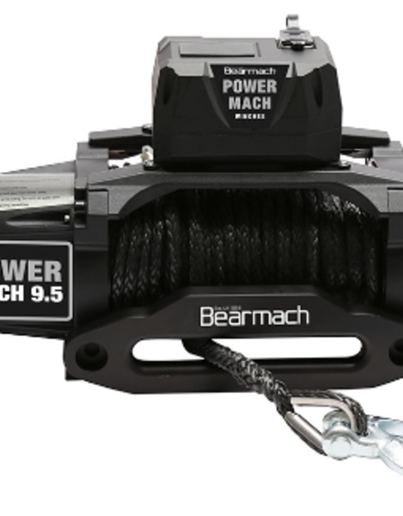 Powermach 9.5 two speed