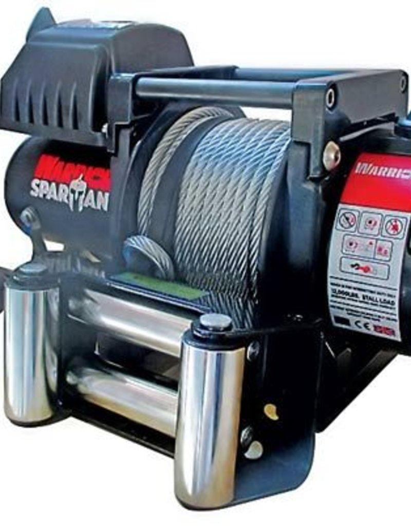 Warrior Spartan 6000 Short drum 12 volt