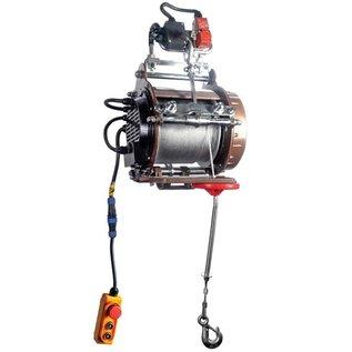 Warrior Steigerlier 400/800 kilo 220 volt