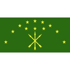 Vlag Adygea vlag